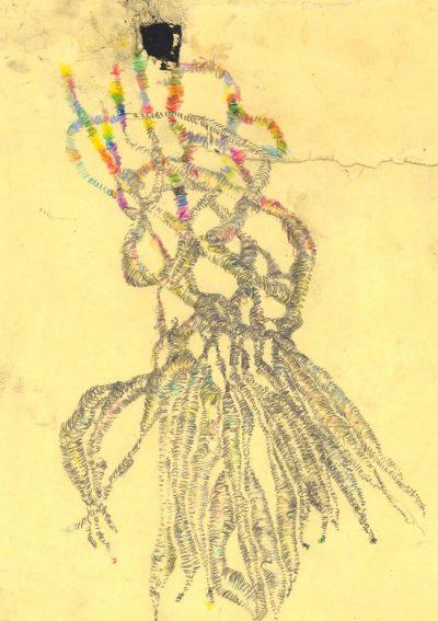 Drawing Rainbow Plant