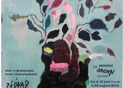 Poster: Yoga i Dyrehaven