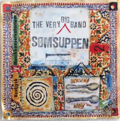 CD Cover for Sømsuppen
