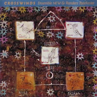 CD Cover for Crosswinds with Ensemble New